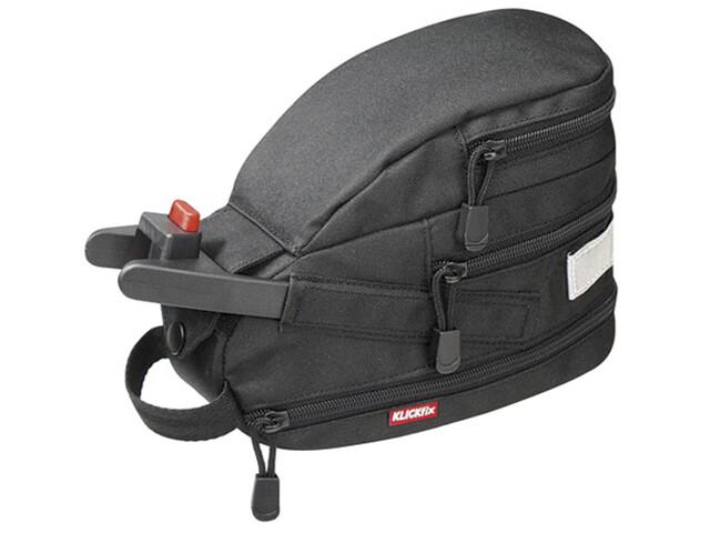 KlickFix Contour Mini Seat Post Bag black